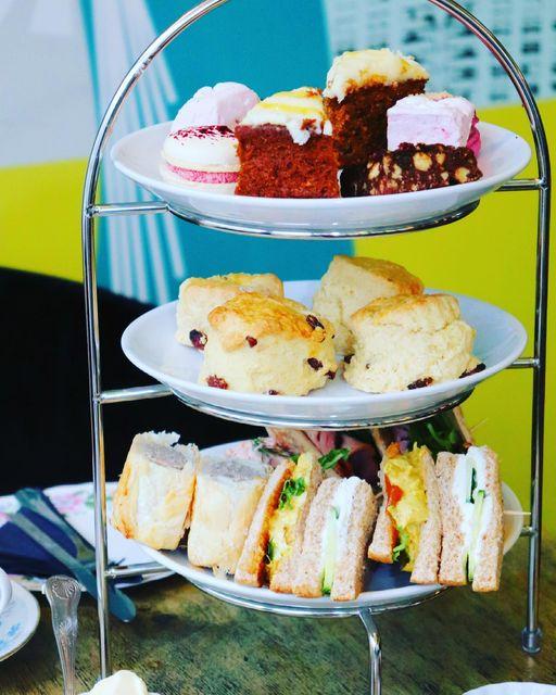Afternoon Tea Brighton - Metrodeco