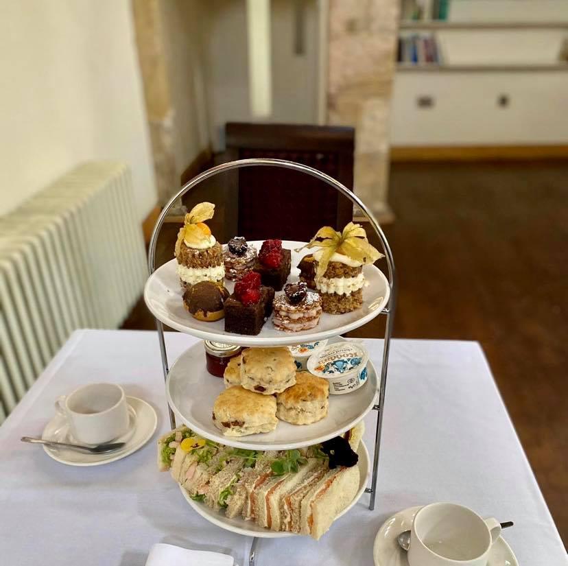 Afternoon Tea Sheffield - Mosborough Hall Hotel
