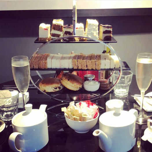Afternoon Tea Leicester - Marco Pierre White