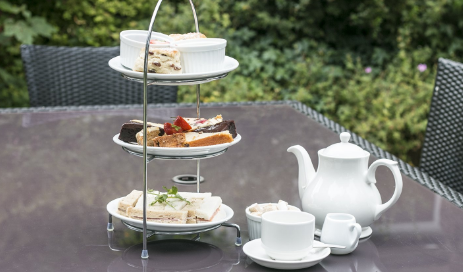 Afternoon Tea Leicester - Normanton Park Hotel