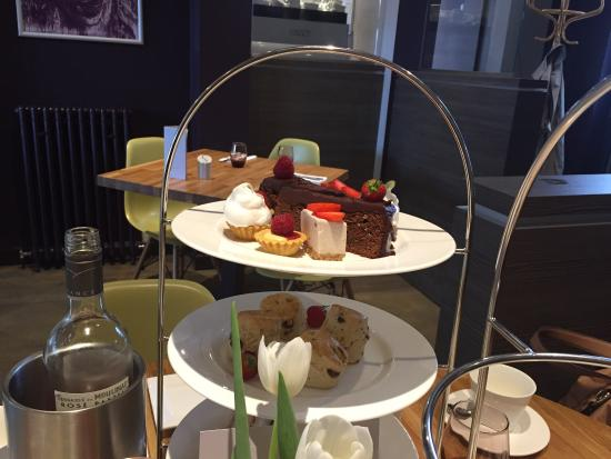 Afternoon Tea Leicester - North Bar and Kitchen