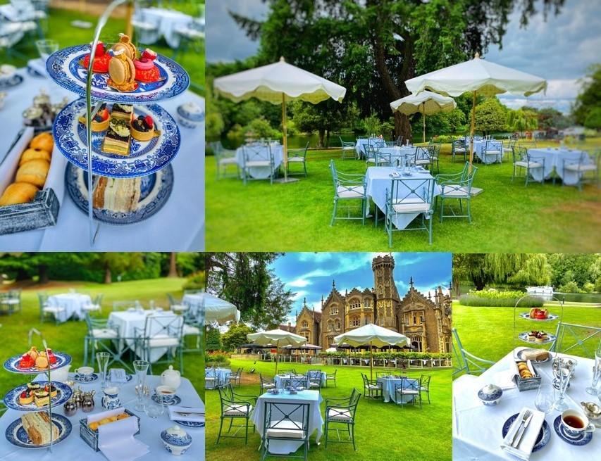 Afternoon Tea Windsor - Oakley Court