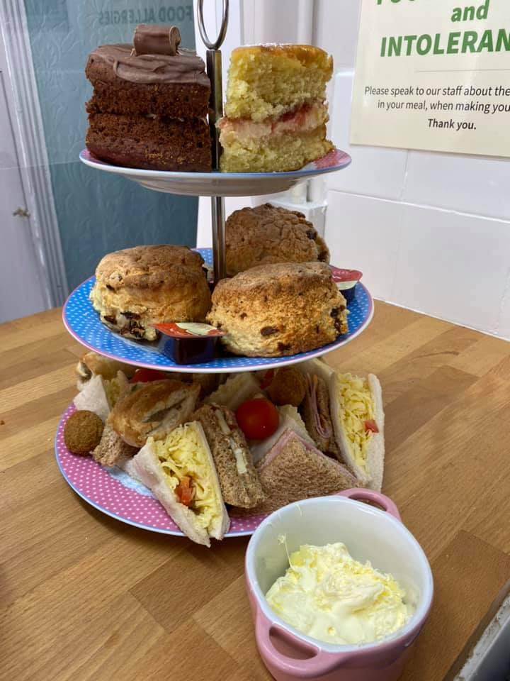 Afternoon Tea Leicester - Occasions Vintage Tea Room