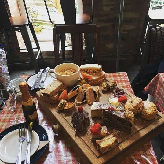 Afternoon Tea Leicester - Odd John's Kitchen