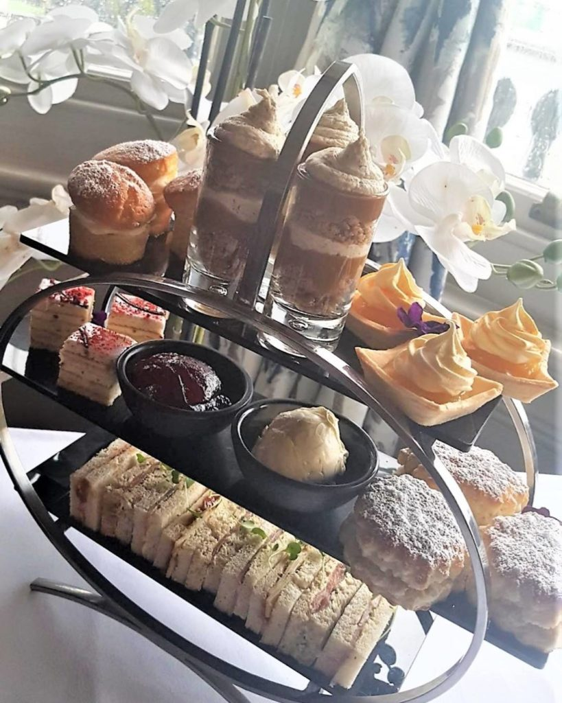 Afternoon Tea Brighton - The Wardroom at the Old Ship Hotel