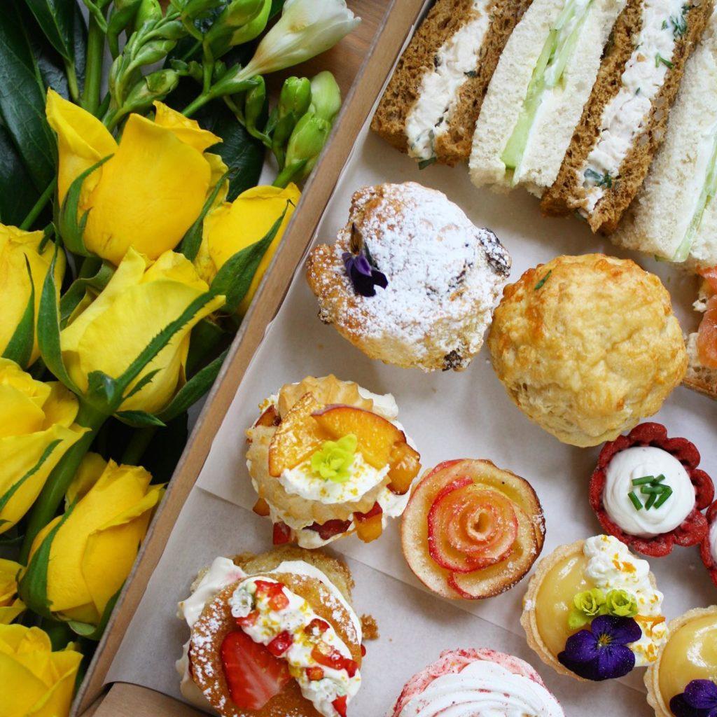 Afternoon Tea Norwich - The Orangery Tea Room