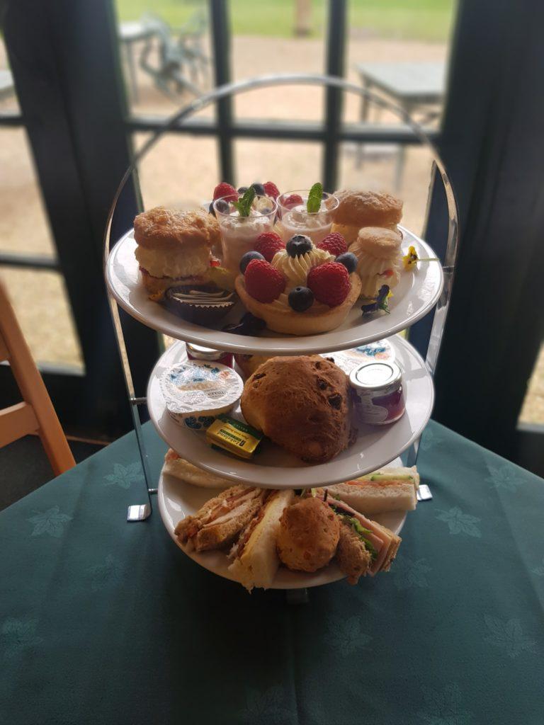 Afternoon Tea Cambridge - The rchard Tea Garden