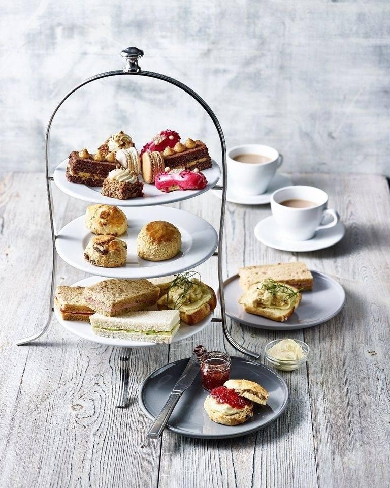 Afternoon Tea Brighton - Patisserie Valerie
