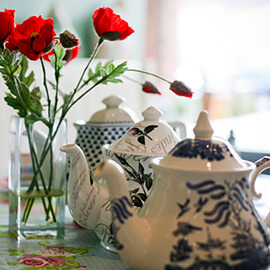 Afternoon Tea Cambridge - Pinnies