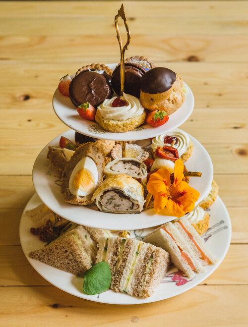 Afternoon Tea Sheffield - PJ Taste
