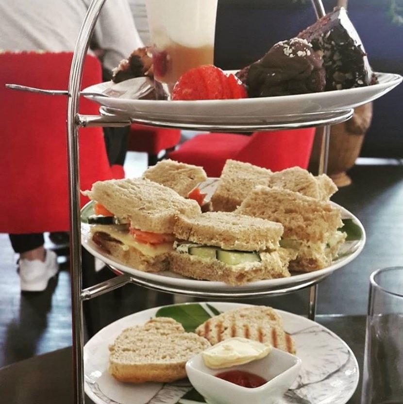 Afternoon Tea Leicester - Prana Cafe