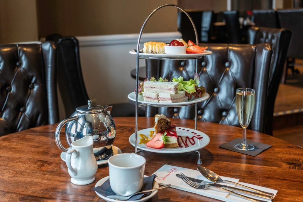 Afternoon Tea Brighton - The Queens Hotel
