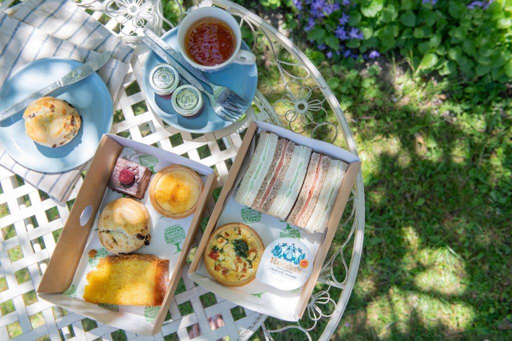 Afternoon Tea Brighton - Cherry Tree Cafe