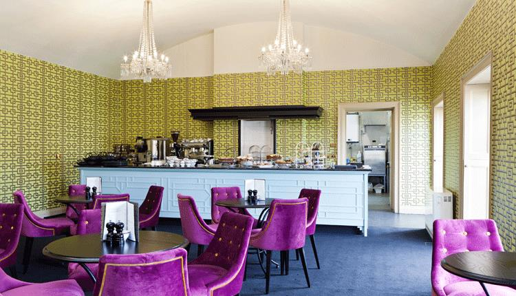 Afternoon Tea Brighton - Royal Pavilion Tearoom