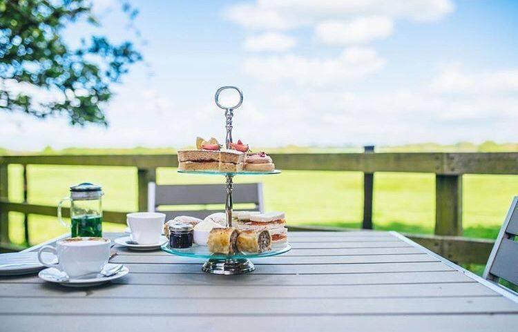 Afternoon Tea Cambridge - The Rupert Brooke