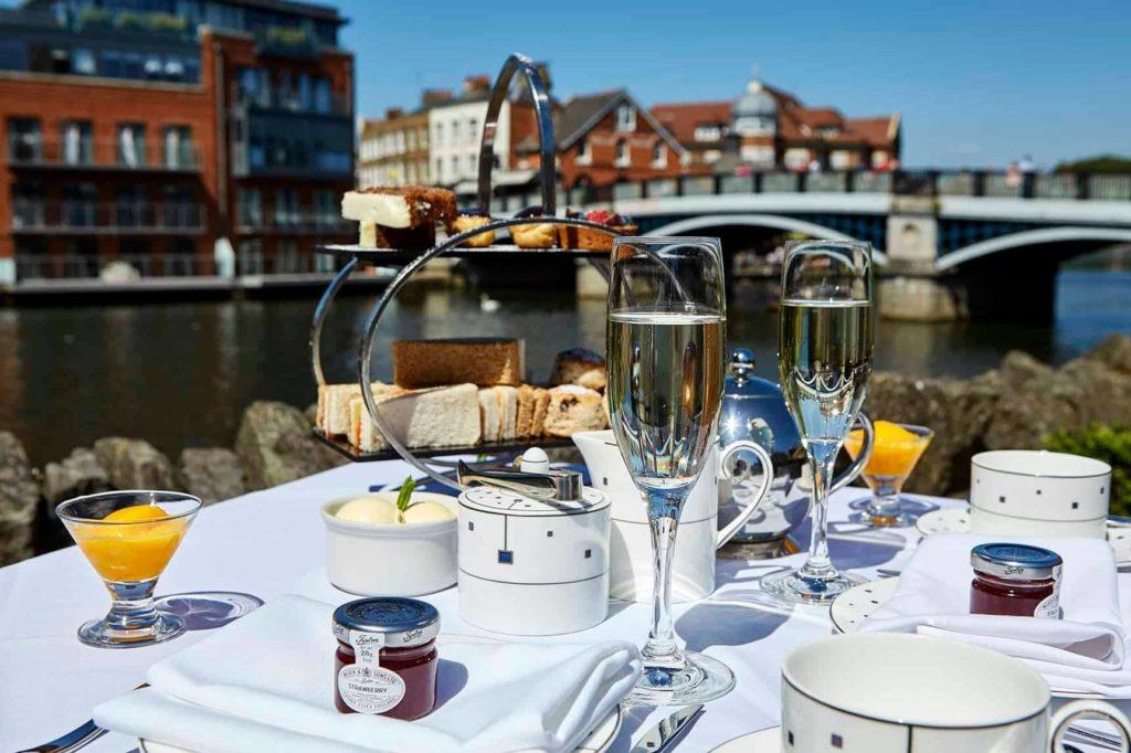 Afternoon Tea Windsor - Sir Christopher Wren