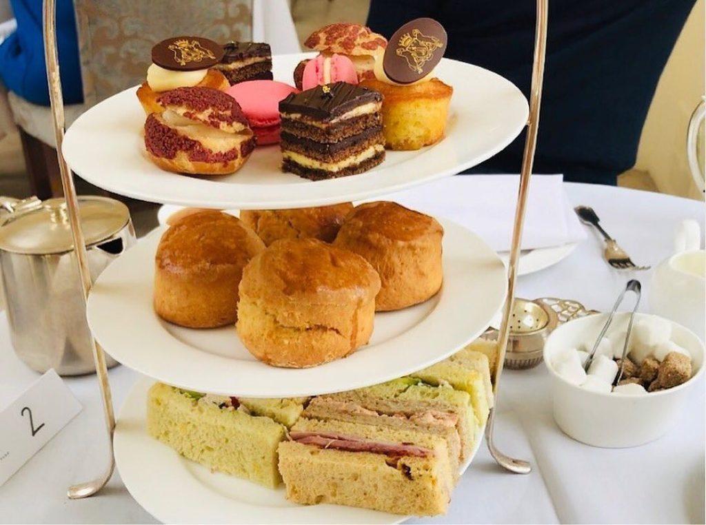 Afternoon Tea Leicester - Stapleford Park