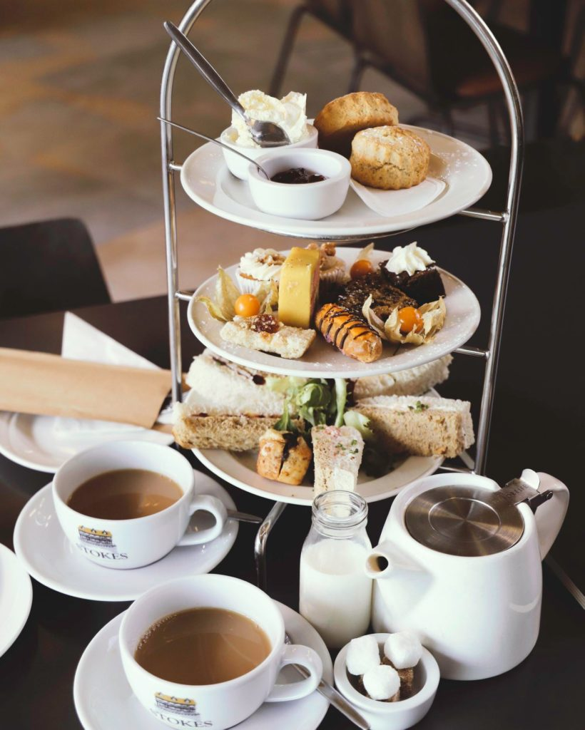 Afternoon Tea Lincoln - Stokes Cafe