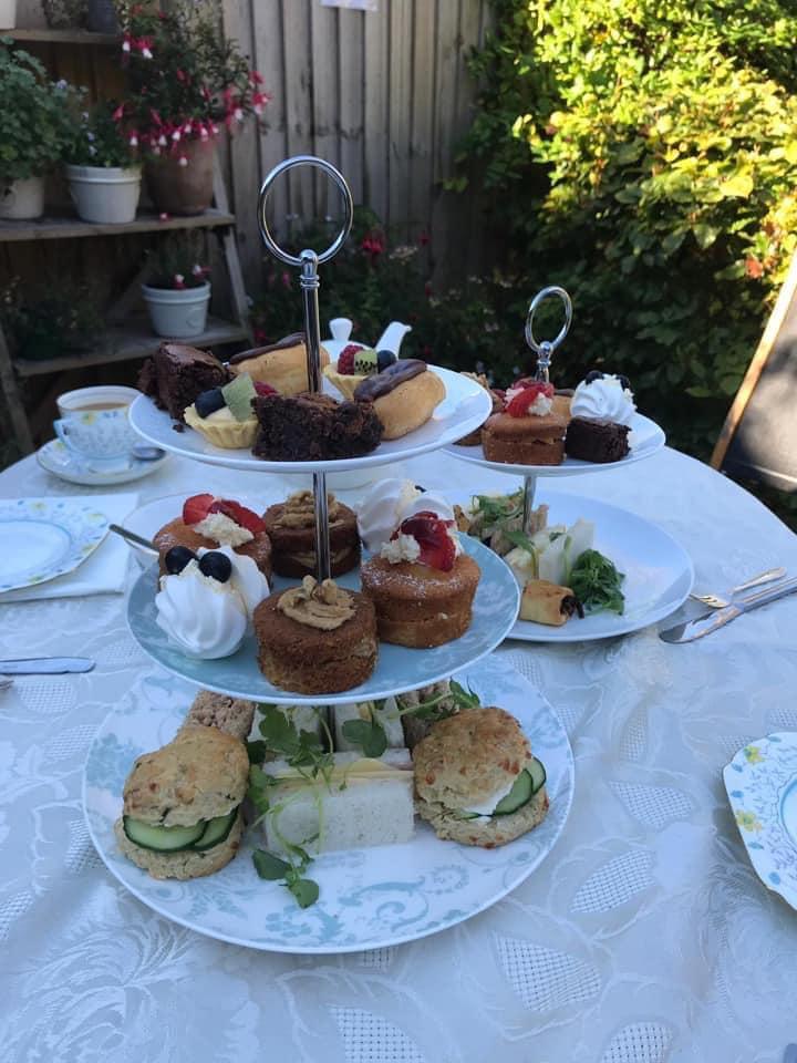 Afternoon Tea Cambridge - Teacake of Shepreth