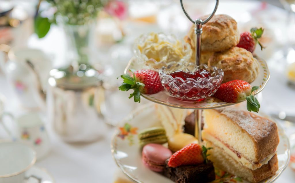 Afternoon Tea Brighton - The Claremont