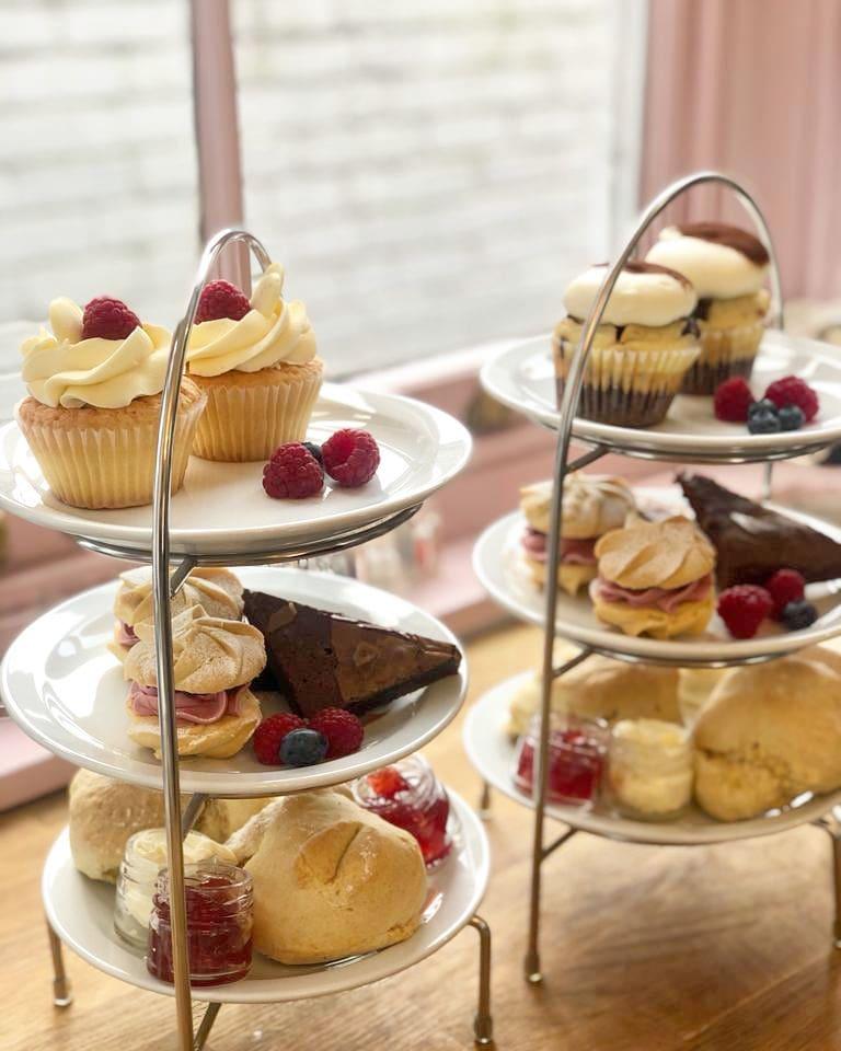 Afternoon Tea Leicester - The Skylark Bakery