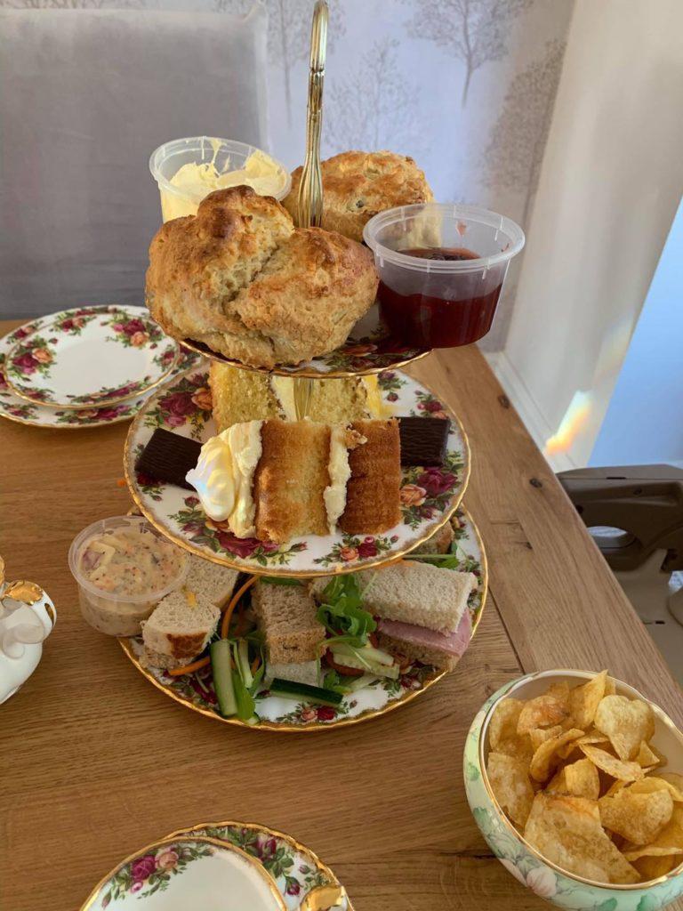 Afternoon Tea Sheffield - The Vintage Tea Rooms
