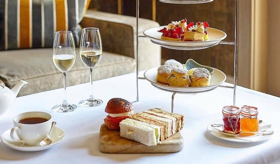 Afternoon Tea Windsor - Vineyard Hotel