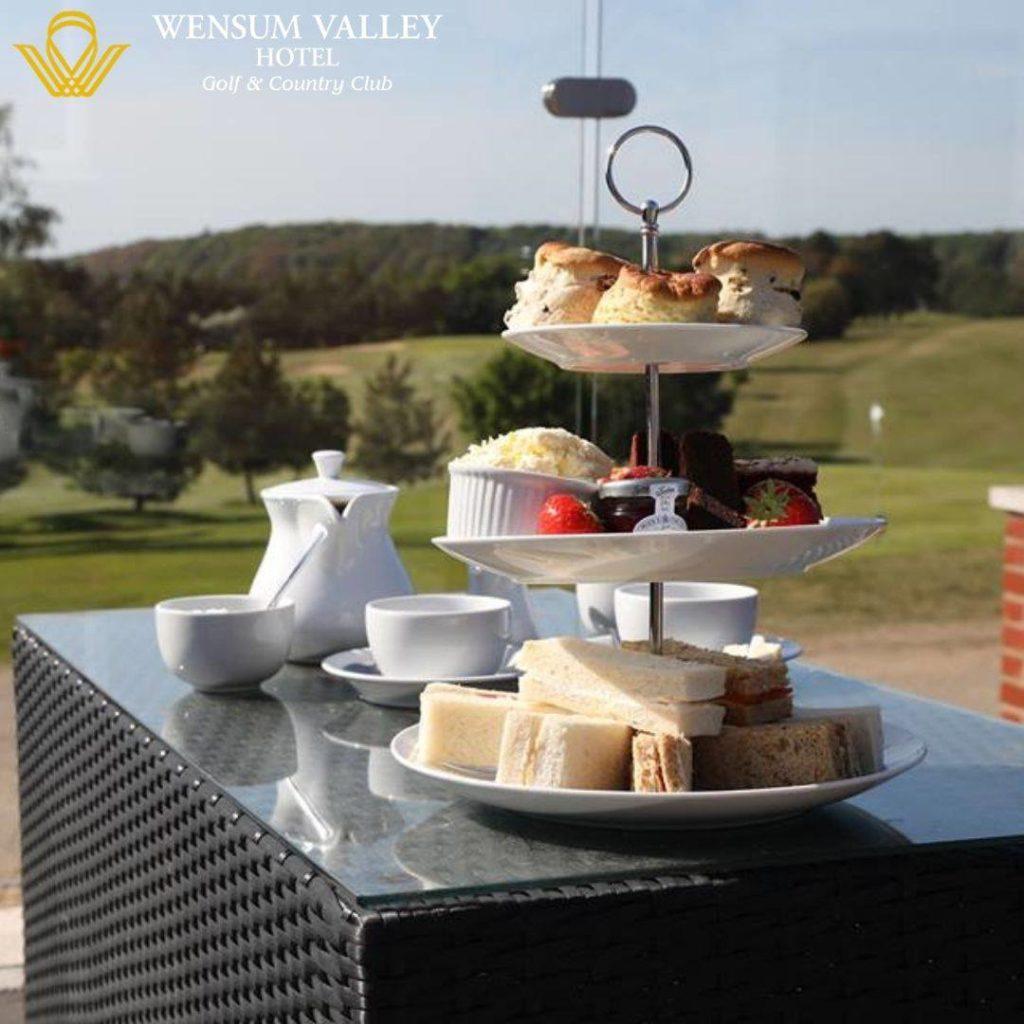 Afternoon tea Norwich - Wensum Valley Hotel