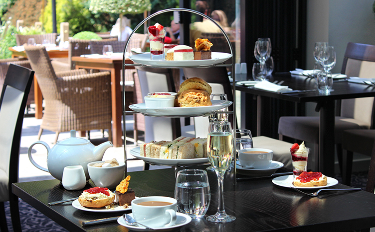 Afternoon Tea Brighton - The Glass House Wickwoods