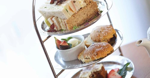 Afternoon Tea Worcester - The Abbey Hotel