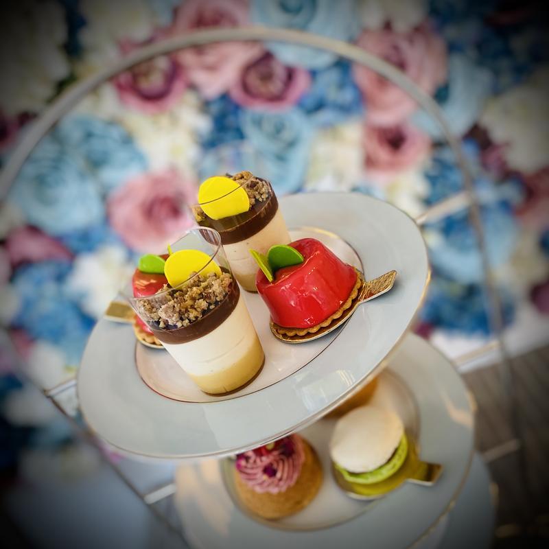 Afternoon Tea Aberdeen - Almondine