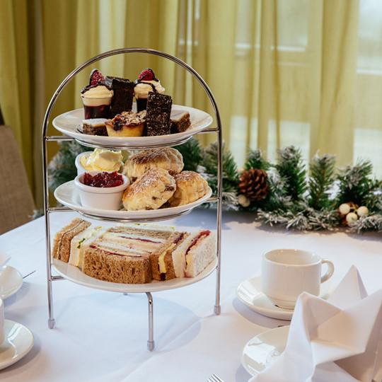 Afternoon Tea St Albans - Aubrey Park Hotel