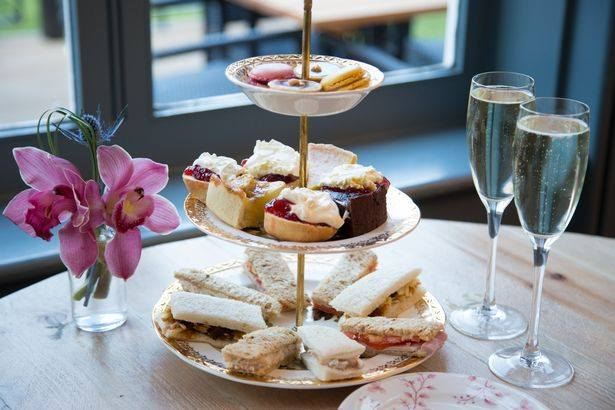 Afternoon Tea Lincoln - Belton Woods
