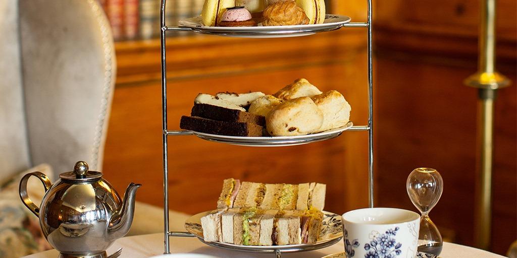 Afternoon Tea Worcester - Brockencote Hall Hotel