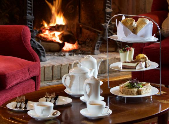 Afternoon Tea Worcester - Buckland Manor
