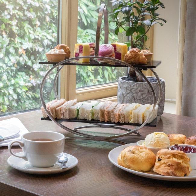 Afternoon Tea Southampton - Careys Manor Hotel