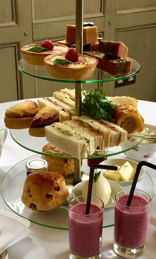 Afternoon Tea Lincoln - Castle Hotel