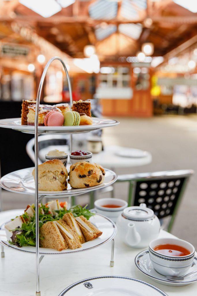 Afternoon Tea Worcester - Centenary Lounge
