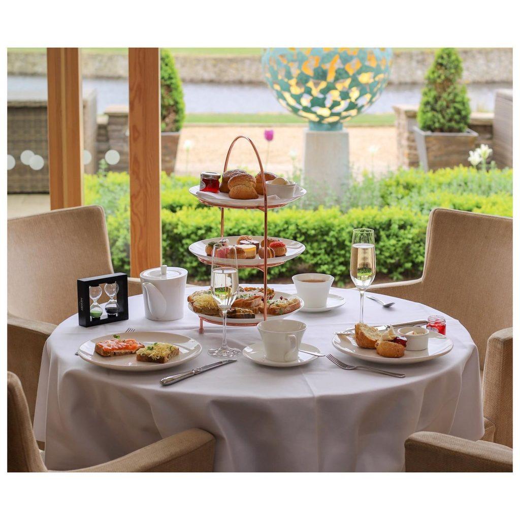 Afternoon Tea St Albans - Centurion Club