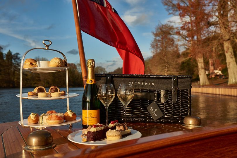 Afternoon Tea Reading - Cliveden House
