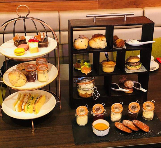 Afternoon Tea Reading - Crowne Plaza Reading