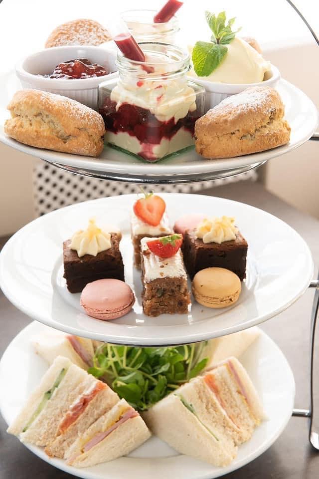 Afternoon Tea Southampton - Mercure Dolphin Hotel