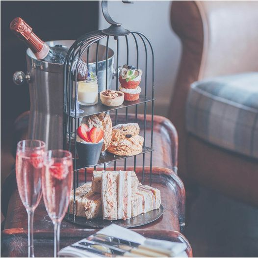Afternoon Tea Reading - The Elephant Hotel