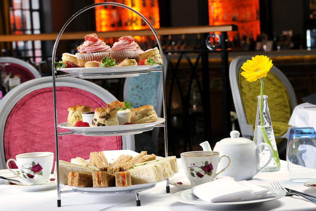 Afternoon Tea Southampton - Grand Cafe