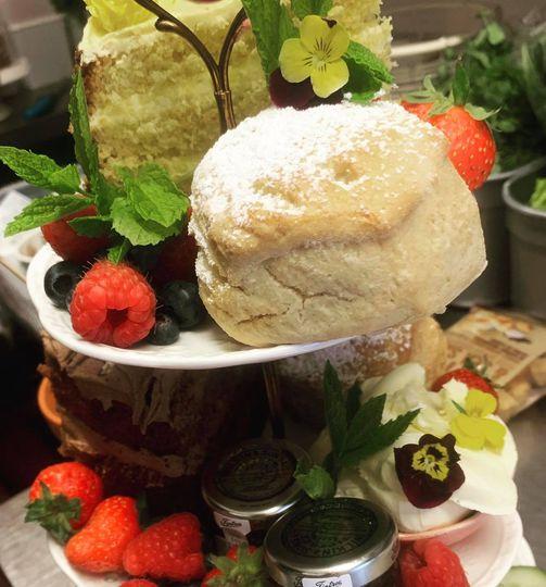 Afternoon Tea Southampton - Halladays Tea Rooms