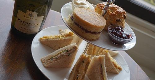 Afternoon tea Worcester - Hanbury Hall