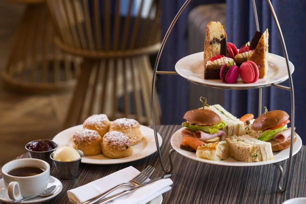 Afternoon Tea Southampton - Harbour Hotel & Spa