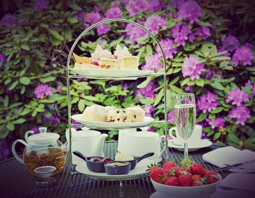 Afternoon Tea Worcester - Hogarths Stone Manor