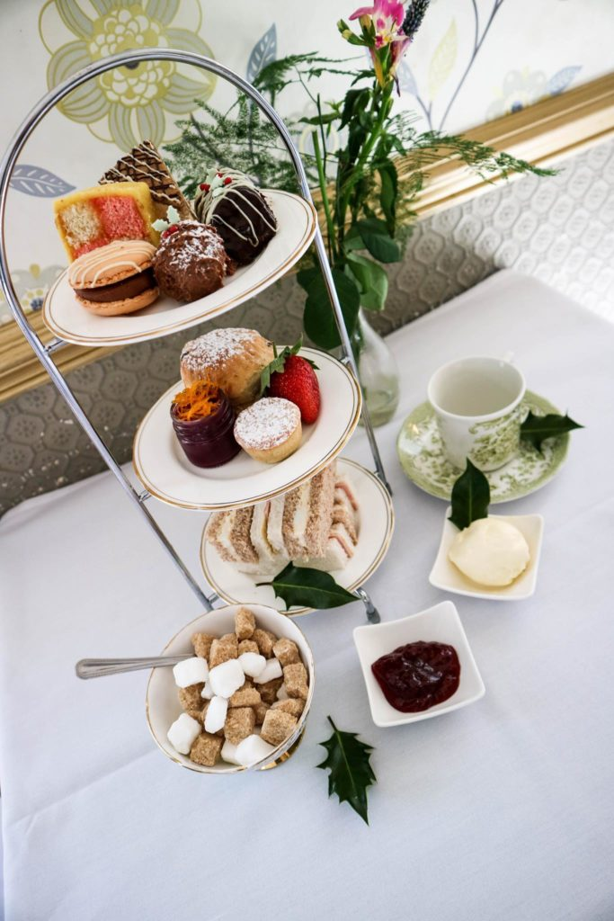 Afternoon Tea Coventry - Jacobean Hotel