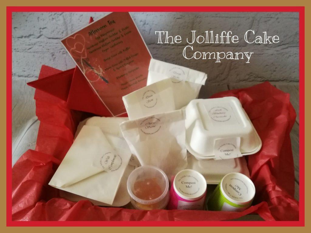 Afternoon Tea Reading - The Jolliffe Cake Company
